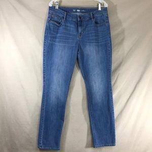 Old Navy Regular Straight Fit Light Wash Jeans